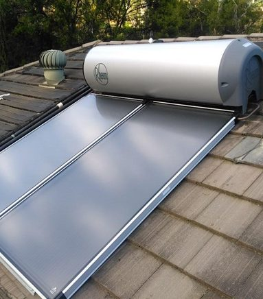 Solar Hot Water – Make/Model